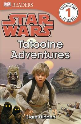 Star Wars Tatooine Adventures by