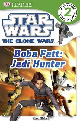 Star Wars Clone Wars Boba Fett - Jedi Hunter by