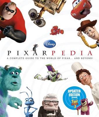 Pixarpedia by DK Publishing, Jason Fry