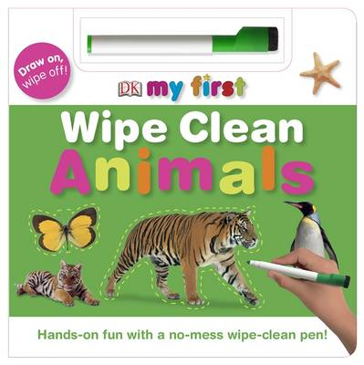 Wipe Clean Animals by