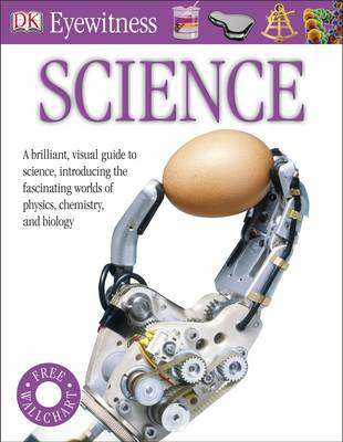 Science by DK, Tom Jackson