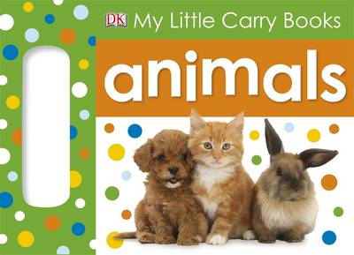 My Little Carry Book Animals by
