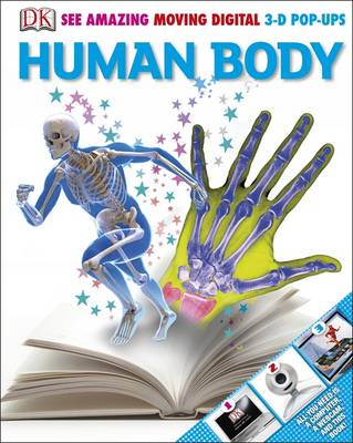 Human Body 3-D Pops by Richard Walker