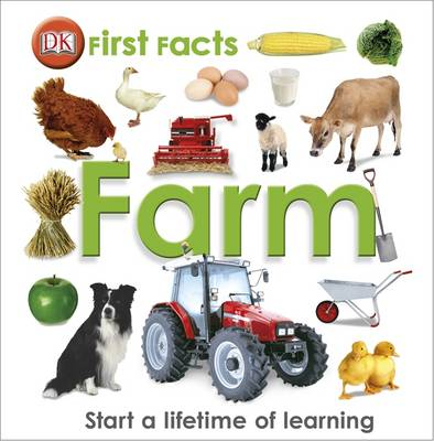 First Facts Farm by DK