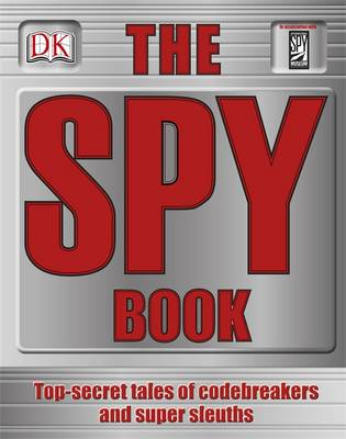 The Spy Book by DK