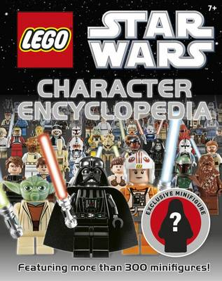 LEGO Star Wars Character Encyclopedia by