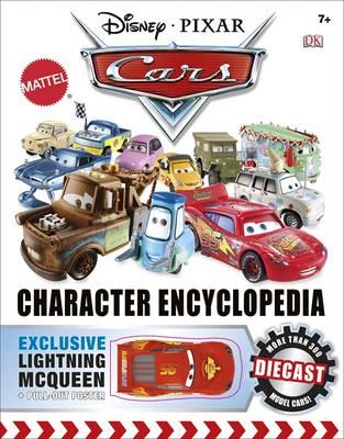 Disney Pixar Cars Character Encyclopedia by DK