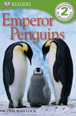 Emperor Penguins by Deborah Lock