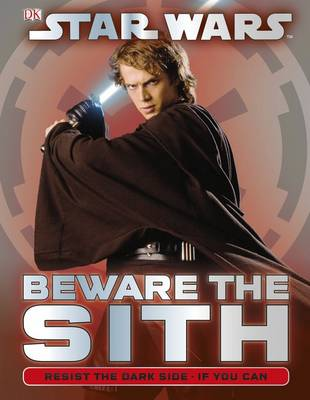 Star Wars Beware the Sith by