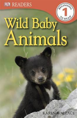 Wild Baby Animals by Karen Wallace
