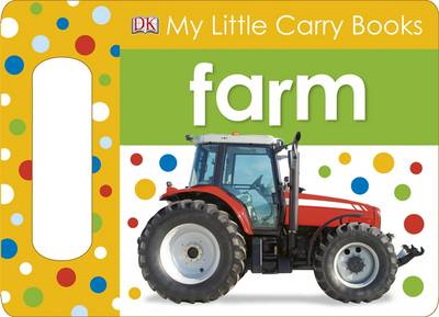 My Little Carry Book Farm by