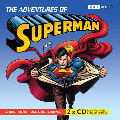 The Superman, Adventures of Superman by Dirk Maggs