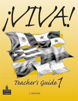 Viva Teacher's Guide 1 by Sylvia Moodie