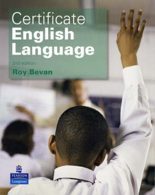 Certificate English Language by Roy Bevan