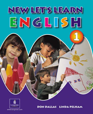 New Let's Learn English Pupil's Book by Linda Pelham, D. Dallas