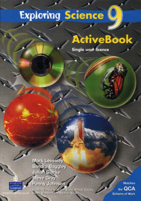 Exploring Science Pupils Activebook (Homework Version) Year 9 by Mark Levesley