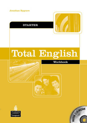 Total English Starter Workbook without Key by Jonathan Bygrave