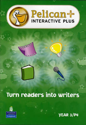 Pelican Interactive Plus CD-ROM Year 3 by Wendy Body, Carol Matchett
