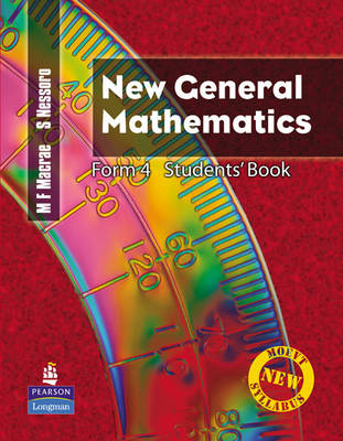 New General Mathematics for Tanzania Students' Book by Murray Macrae