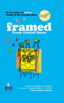 Framed hardcover educational edition by Frank Cottrell Boyce