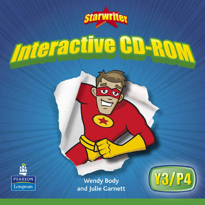 StarWriter: Year 3 CD-ROM by
