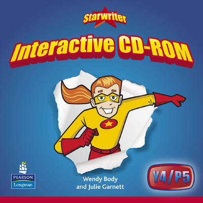 StarWriter: Year 4 CD-ROM by