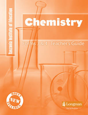 TIE Chemistry Teacher's Guide for S3 & S4 Teacher's Guide for Forms 3 and 4 by Bob McDuell