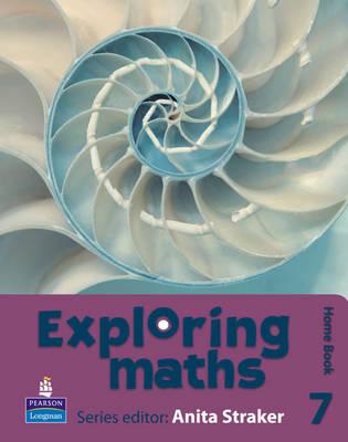 Exploring Maths: Tier 7 Home Book by Anita Straker, Tony Fisher, Rosalyn Hyde, Sue Jennings