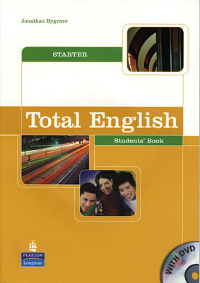 Total English Starter Students by Jonathan Bygrave