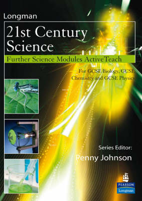21st Century Science: Further Science Modules by Penny Johnson