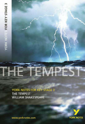 York Notes for KS3 Shakespeare: The Tempest by William Shakespeare