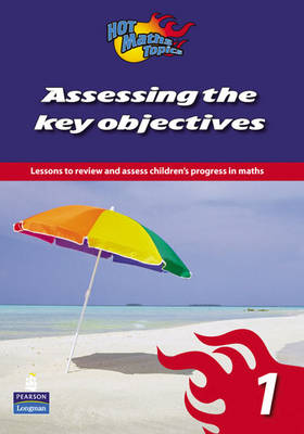 Hot Maths Topics: Assessing the Key Objectives 1 by Tony Cotton