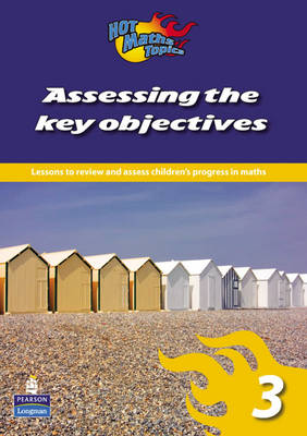 Hot Maths Topics: Assessing the Key Objectives 3 by Tony Cotton