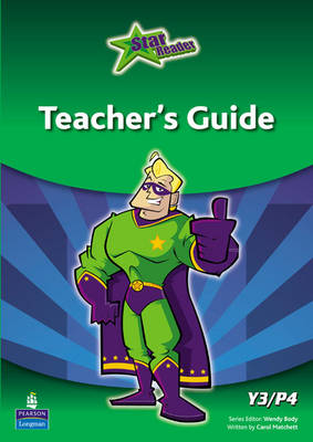Star Reader: Year 3 Teacher's Guide by