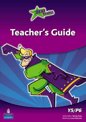 Star Reader: Year 5 Teacher's Guide by