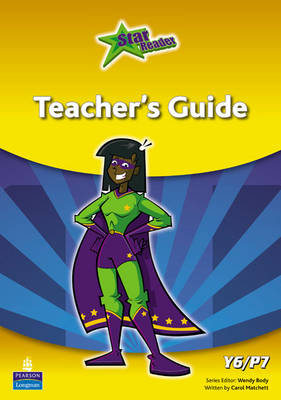 Star Reader: Year 6 Teacher's Guide by