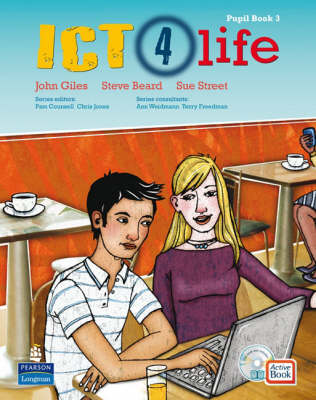 ICT 4 Life Year 9 Students' Activebook Pack by Ann Weidmann