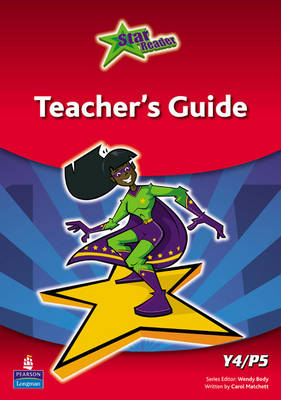 Star Reader: Year 4 Teacher's Guide Knowledge Box Version by