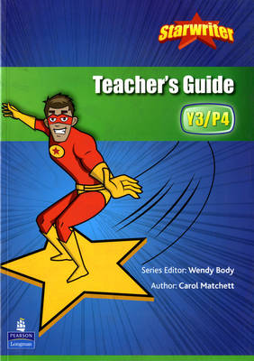 Starwriter: Year 3 Teacher's Book Knowledge Box Version by