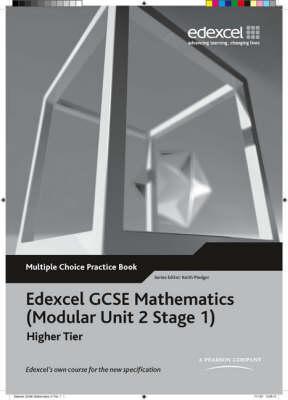 Edexcel GCSE Maths Modular Higher Multiple Choice Pack by Peter Jolly, Graham Newman
