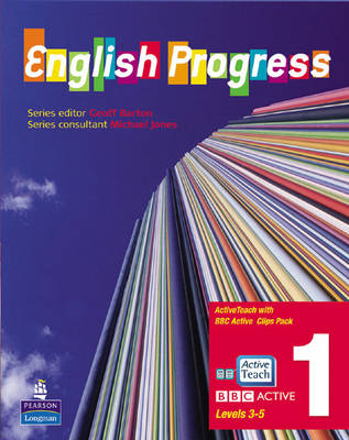 English Progress ActiveTeach and BBC Pack by Geoff Barton, Clare Constant, Emma Lee, Michele Paule