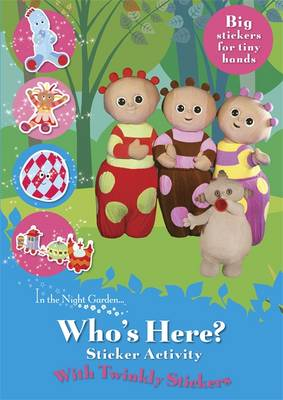 Who's Here? Twinkly Stickers by BBC Books