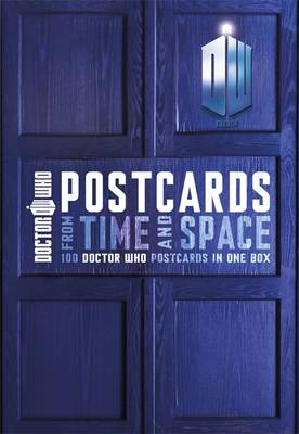 Doctor Who Postcards from Time and Space by