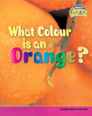 What Colour is an Orange? by Tristan Boyer Binns