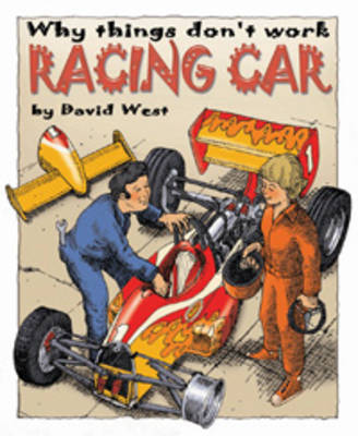 Racing Car by David West