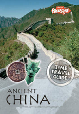 Ancient China by Jane Shuter, Steve Parker