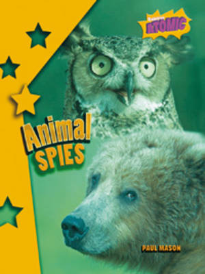 Animal Spies Atomic Level Four by