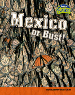 Mexico or Bust! Migration Patterns by Deborah Underwood