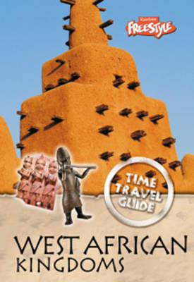 Time Travel Guides Pack B of 4 by Anna Claybourne, John Haywood, Richard Spilsbury