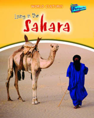 Living in the Sahara by Jane Bingham, Nicola Barber, Neil Morris